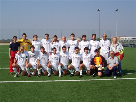 U.S. Caramagnese in 2ª Categoria (2007/2008)