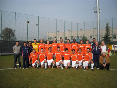 U.S. Caramagnese in 2ª Categoria (2008/2009)