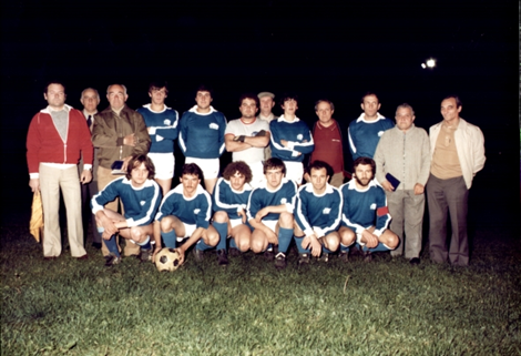U.S. Caramagnese in 3ª Categoria (1982/1983)