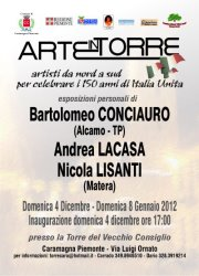 Arte in Torre - Tre pittori (4/12/2011 - 08/01/2012)